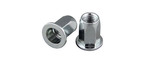 Hex Steel Rivet Nuts