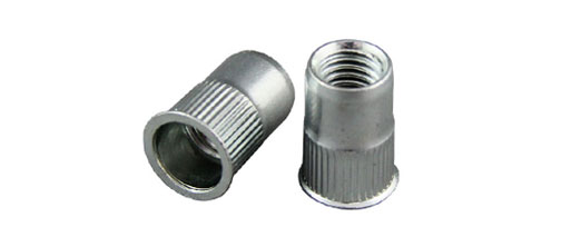 Low Profile Steel Rivet Nuts
