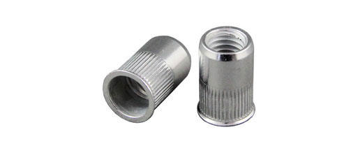 Low Profile Aluminium Rivet Nuts